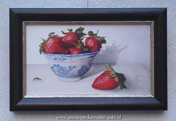 Bollingen van de aardbeien zijn terug te vinden in de lijst