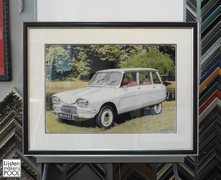 Borduurwerk Citroën Ami